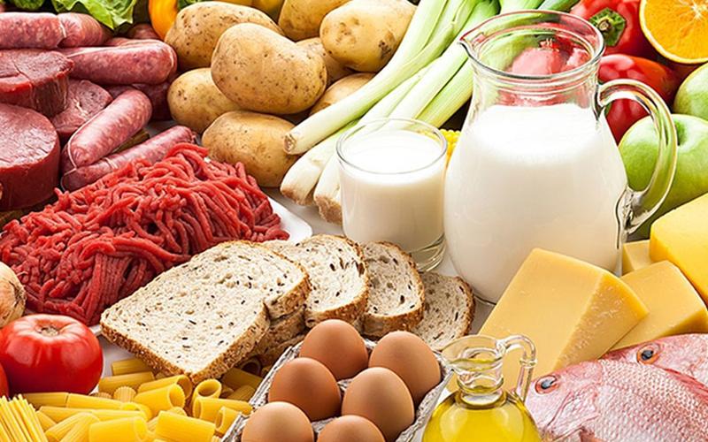 Sữa và các thực phẩm từ sữa sẽ giúp xương khớp của bạn thêm chắc khỏe nhờ chất canxi