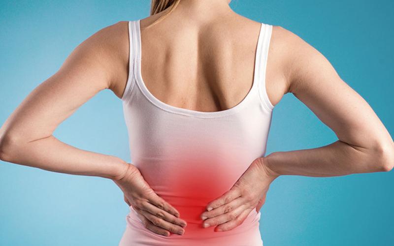 Đau lưng khiến bạn gặp trở ngại trong cuộc sống sinh hoạt