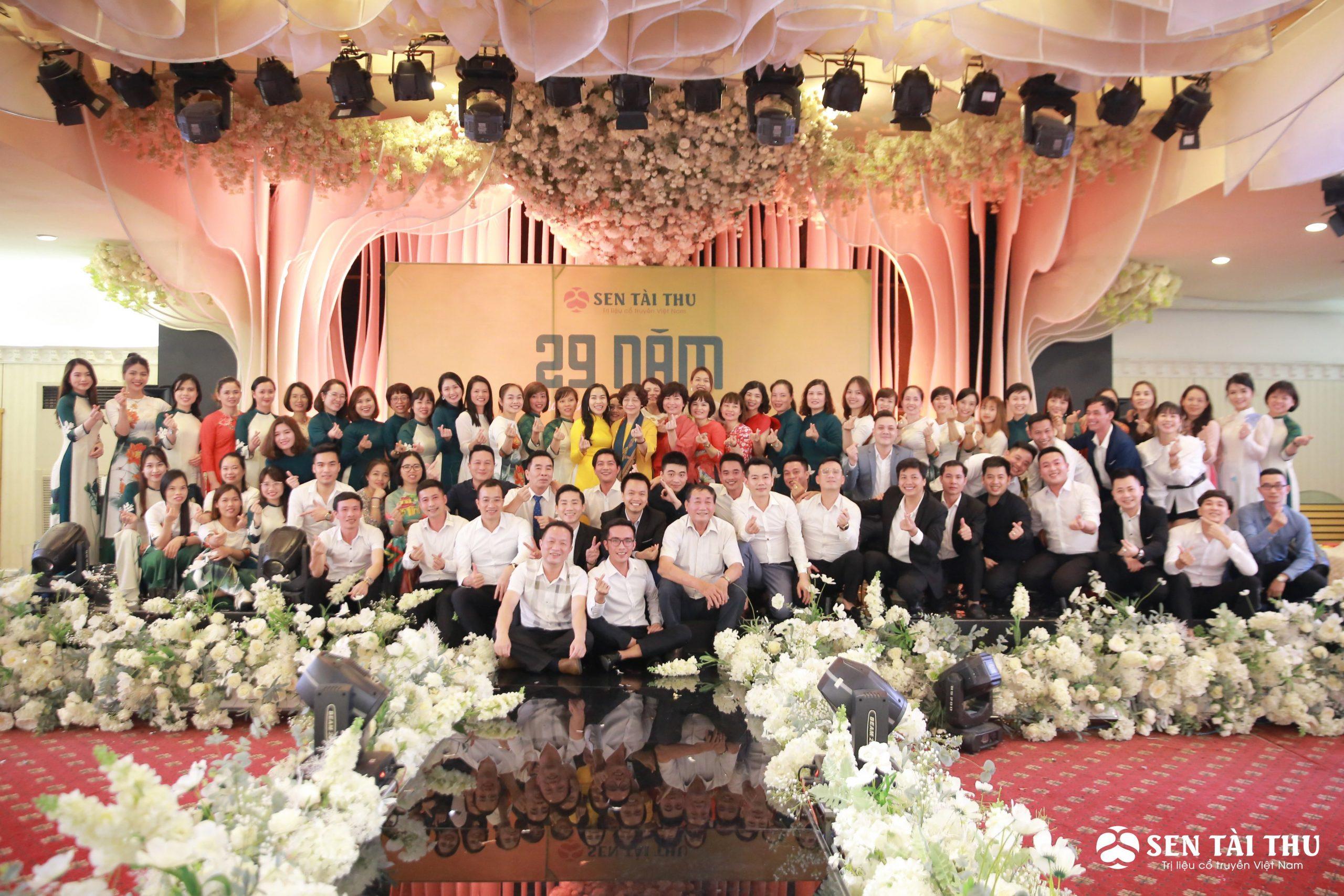 Tập Đoàn Sen Tài Thu Việt Nam - Hành trình 29 năm - 5